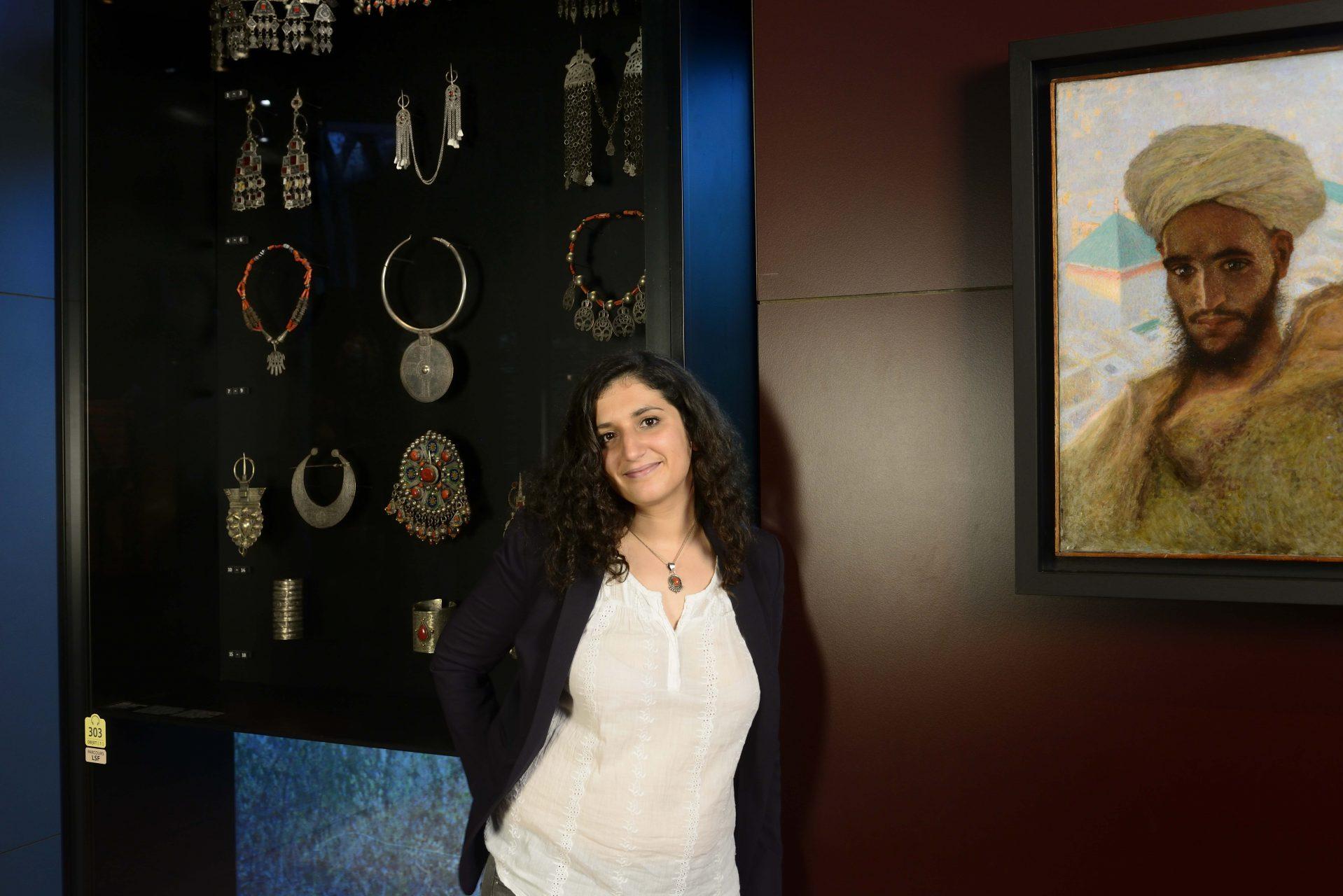 Cevoli Daria / Département du patrimoine des collections : Responsable des collections Asie