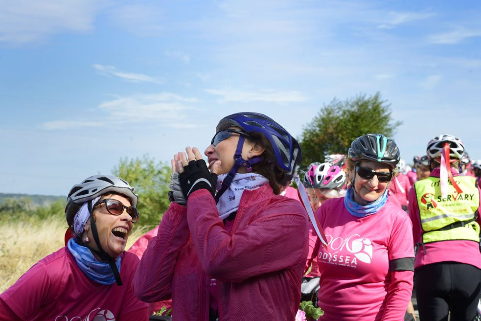 2 – Bike & Sea / 536 km / Orléans vers Saint Nazaire. (Extrait-2016)