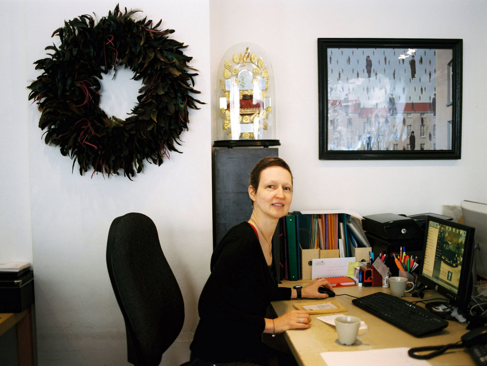 Trompe la Mort- TŽmoignage portrait - Ariane Ostier - 2013