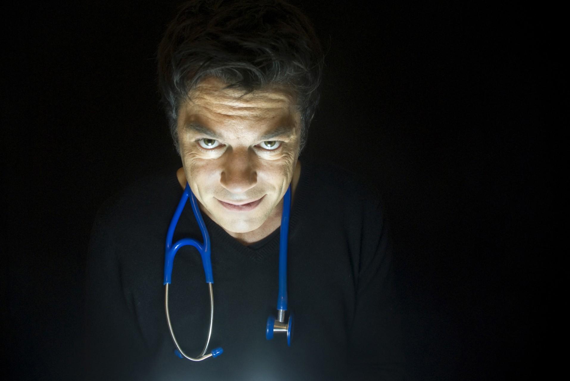 Dr Patrick Bauwen urgentiste et écrivain