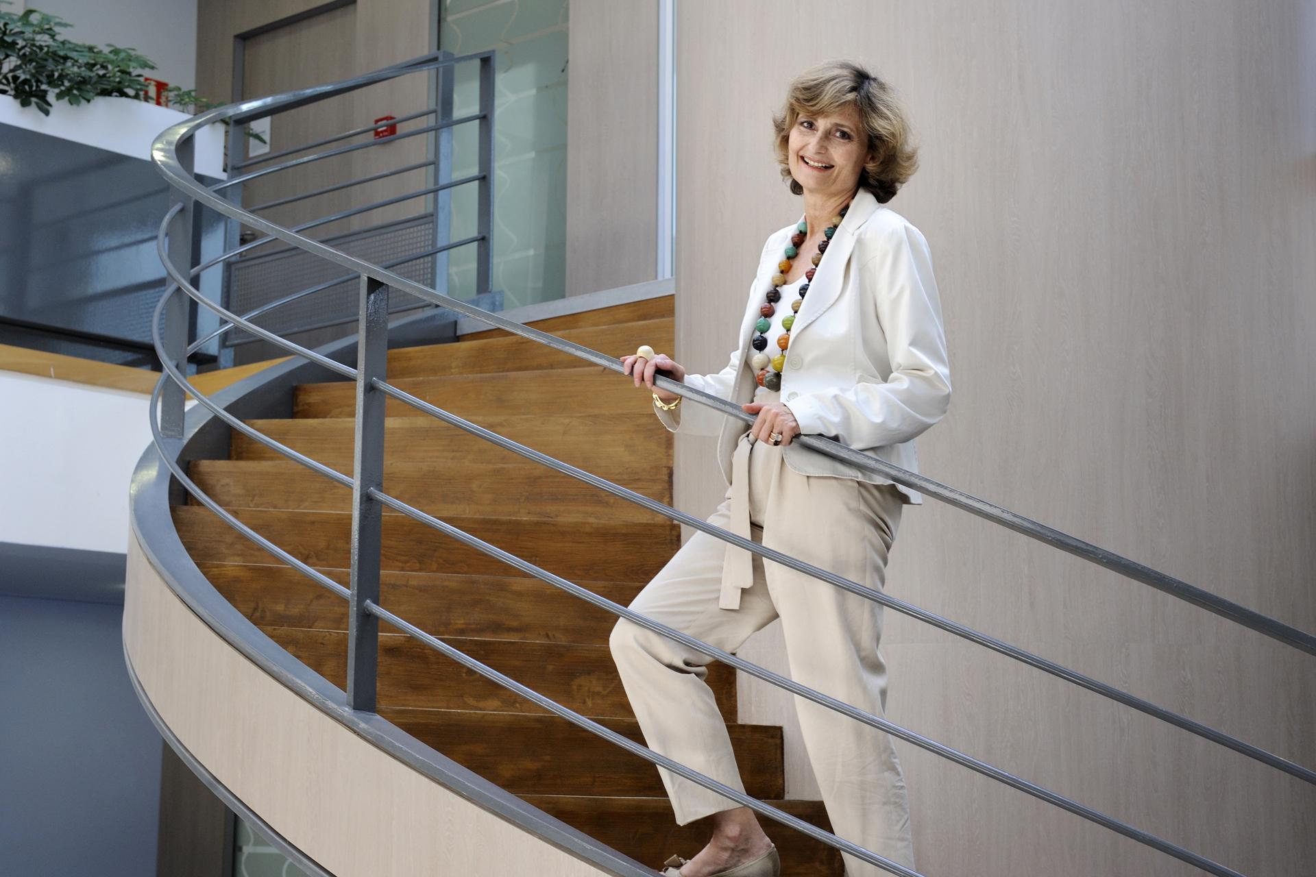 Veronique Di Benedetto. Directrice générale d'econocom'.