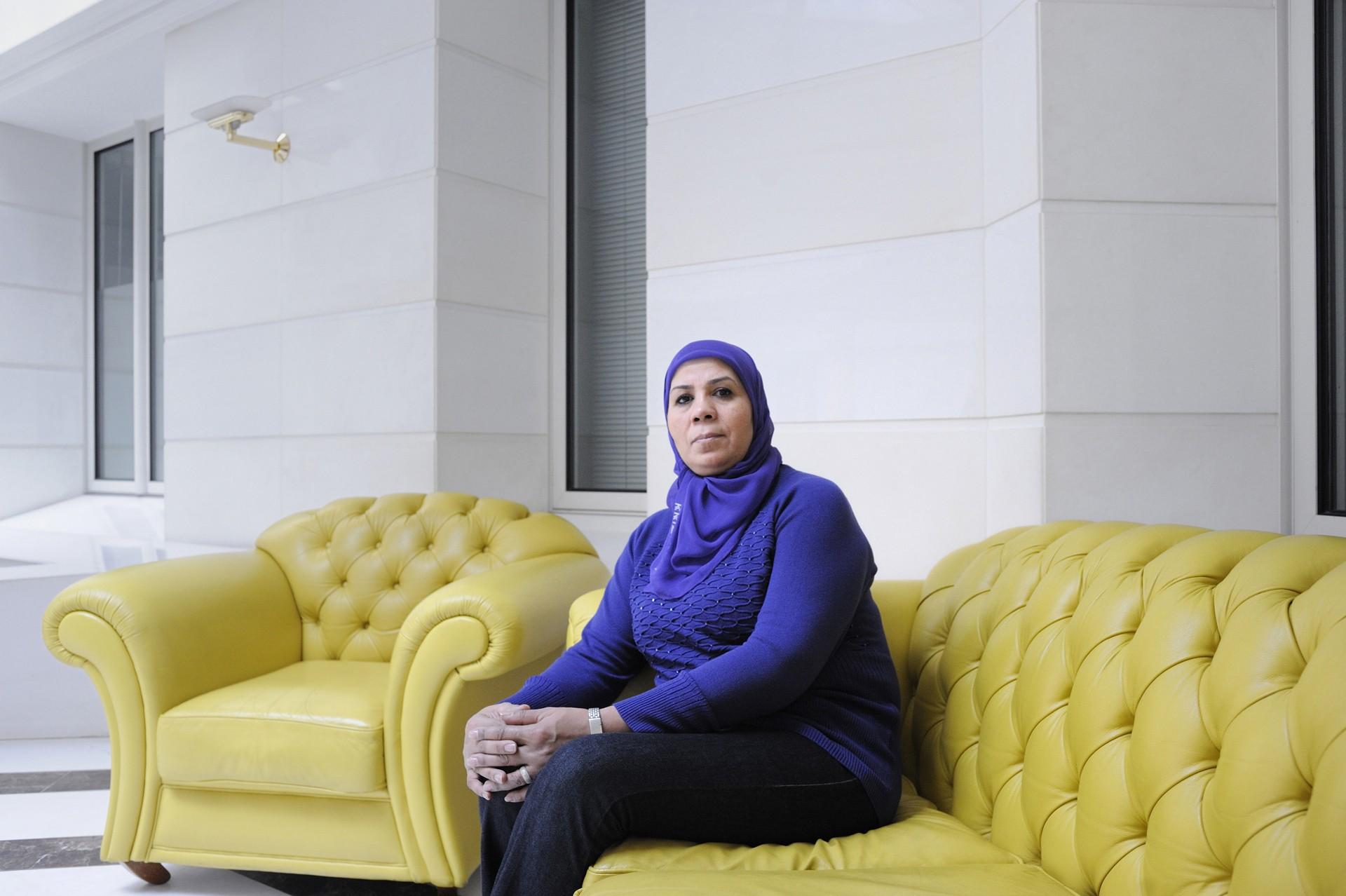Latifa Ibn Ziaten 2013