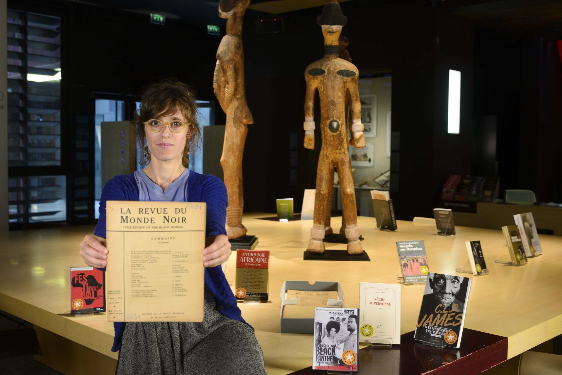 Frioux Salgas Sarah / Responsable des archives.
